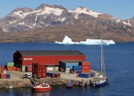 Talisaaq, East Greenland